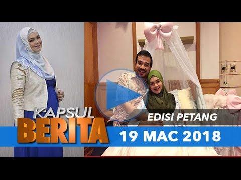 RINGKAS PETANG: Fatimah Az-Zahra nama sementara bayi Siti Nurhaliza