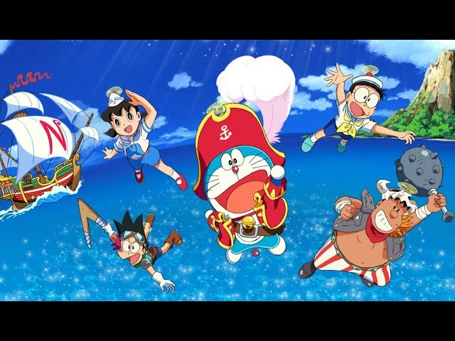 Doraemon trailer film 2018