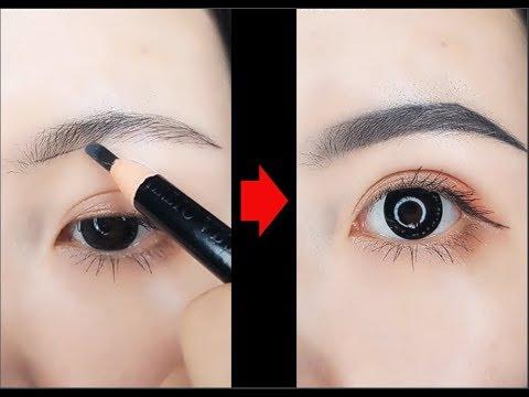 Hướng dẫn kẻ chân mày – Eyebrow Tutorial –  Easy Eyebrow Tutorial For Beginners  Part 5
