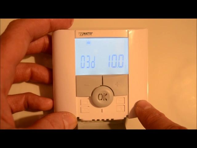 Termostato Wifi Leroy Merlin Stufe E Kit Testina Ttd E Termostato