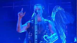 Rammstein - Engel (Clip) (Tampa Bay Times Forum - Tampa, FL - 4/21/12)