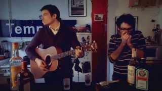 boom boom john lee hooker acoustic cover