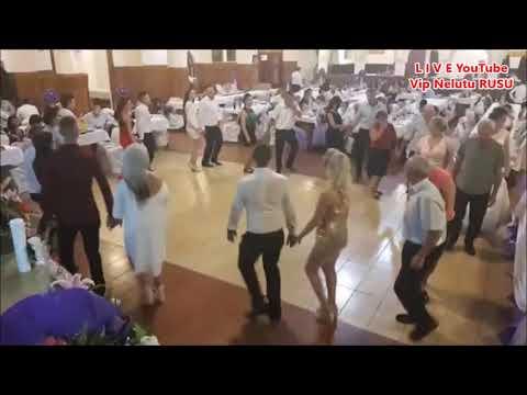 NELU ALBU & FORMATIA NELUTU RUSU LIVE SUPER COLAJE DE INVARTITE & HATEGANE LA RASINARI 2018