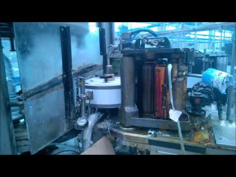Krones Complete Bottling line for still mineral water (2003-