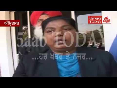 Amritsar, Legal Notice sent to Director & Ashwaria Rai by Sarbjit Sister Baljinder Kaur