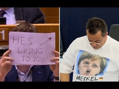 10 best European Parliament bust-ups