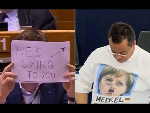 10 best European Parliament bust-ups