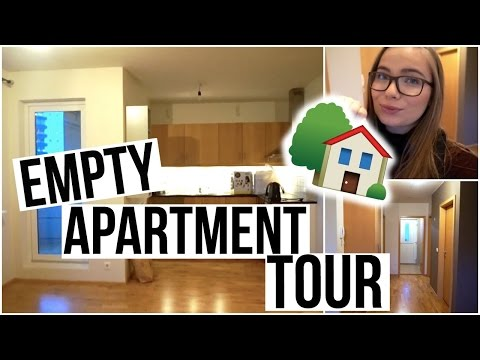 EMPTY APARTMENT TOUR: First Look | Reykjavik, Iceland