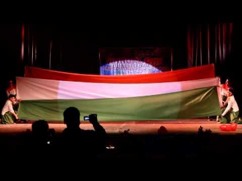 Desh bhakti song dance choreographer by poonam pahuja youtube.