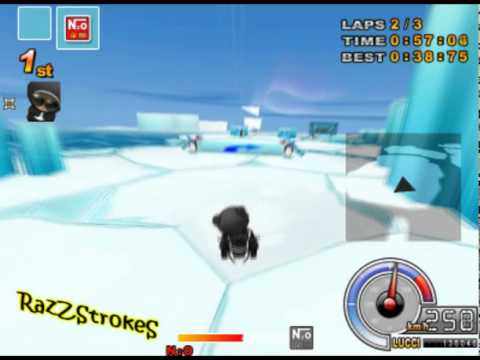 Iceberg Escape S2 1.51.84 Saber SR