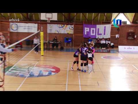 TeleU: CSU Poli, locul 7 la volei feminin