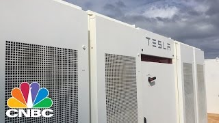 Tesla Opens A Solar Farm In Hawaii To Power Island After Dark | CNBC