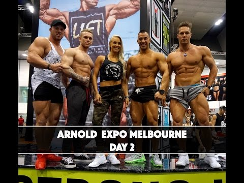 DAY 2 - Arnold Expo Melbourne, Kai Greene Winning the PRO SHOW!