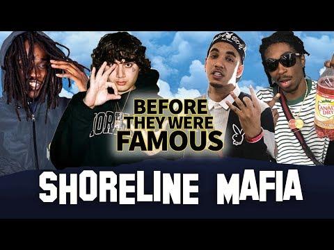 Shoreline Mafia | Before They Were Famous | OhGeesy, Fenix Flexin, Master Kato & Rob Vicious