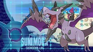 Pokemon Showdown Live Sun and Moon #56 [Ou] - Aero Dynamics