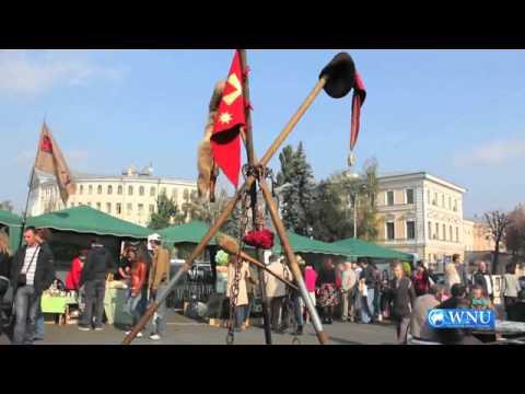 Organic Fair in Kiev, Ukraine, 2011 (Worldwide News Ukraine)