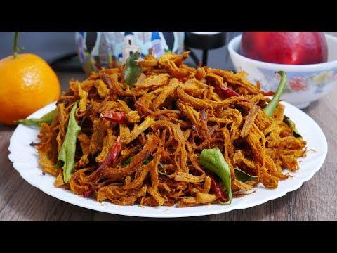 KHÔ GÀ LÁ CHANH - Cách làm Khô Gà - Khô Gà xé thơm ngon - Món Ăn Ngày Tết by Vanh Khuyen