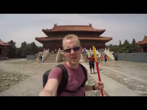 Qing Tombs China Vlog