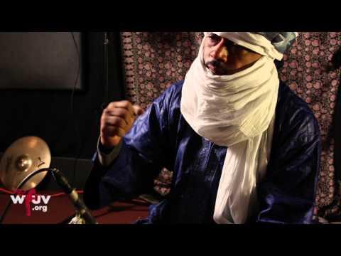 "Tinariwen - ""Toumast Tincha"" (Live at WFUV)"