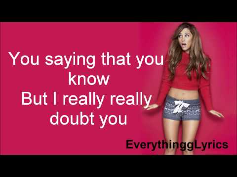 Ariana Grande ft. Iggy Azalea - Problem [Lyrics]