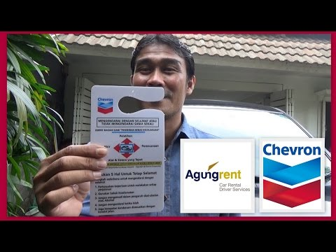 SAFETY DRIVING CHEVRON INDONESIA & AGUNG RENT PART 1