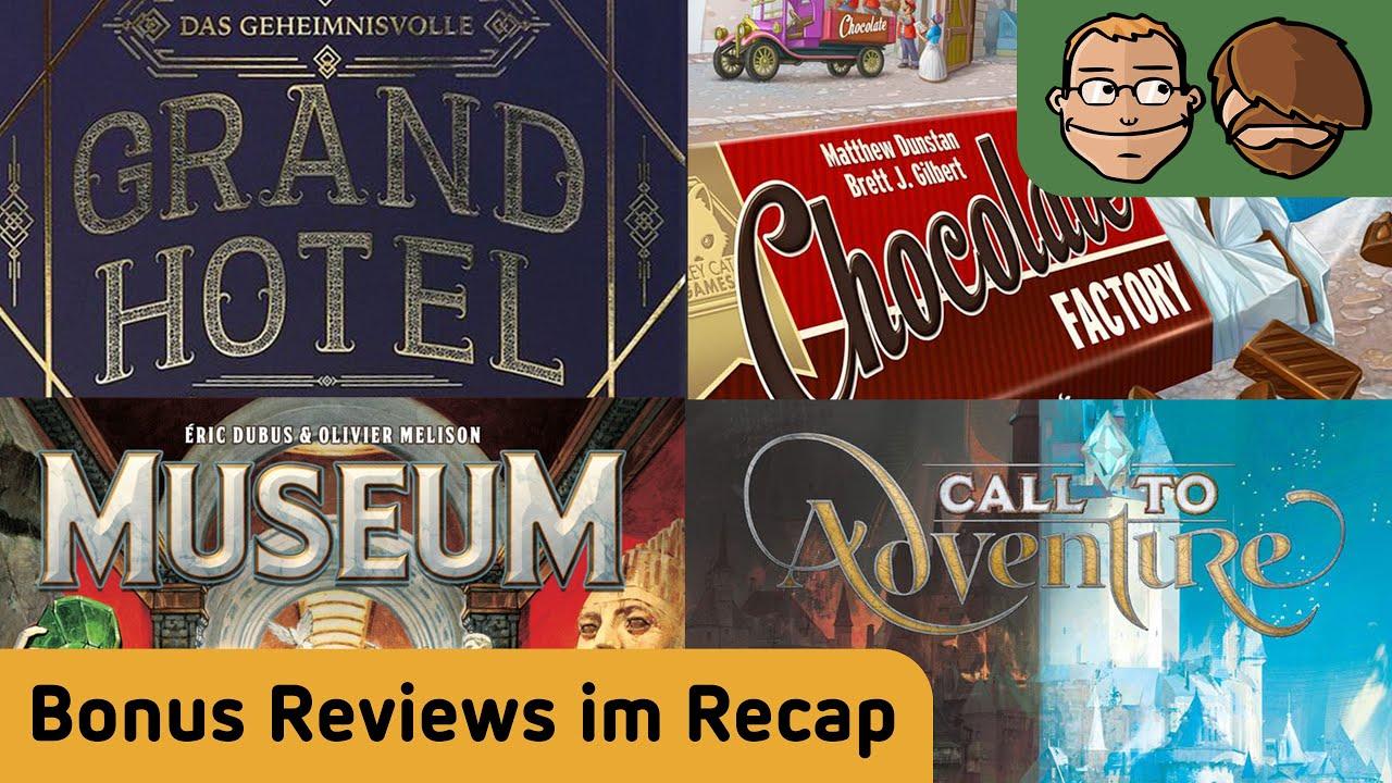 Museum Das Geheimnisvolle Grand Hotel Call To Adventure Chocolate Factory Bonus Videos Im Recap Youtube