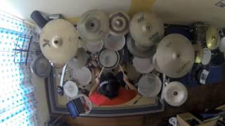 Raymond Goh - Apocalyptica - Quutamo (drum cover)