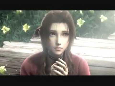 Crisis Core - Zack and Aerith - Everytime We Touch