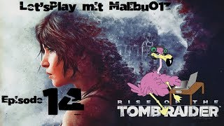 Rise of the Tomb Raider ~ Dunkles, schleimiges Wasser! ..Määh! x[  (14)