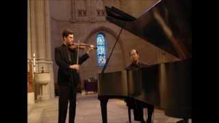 Chopin/de Sarasate Nocturno Op 9 No 2 - Duo Deo Gloria
