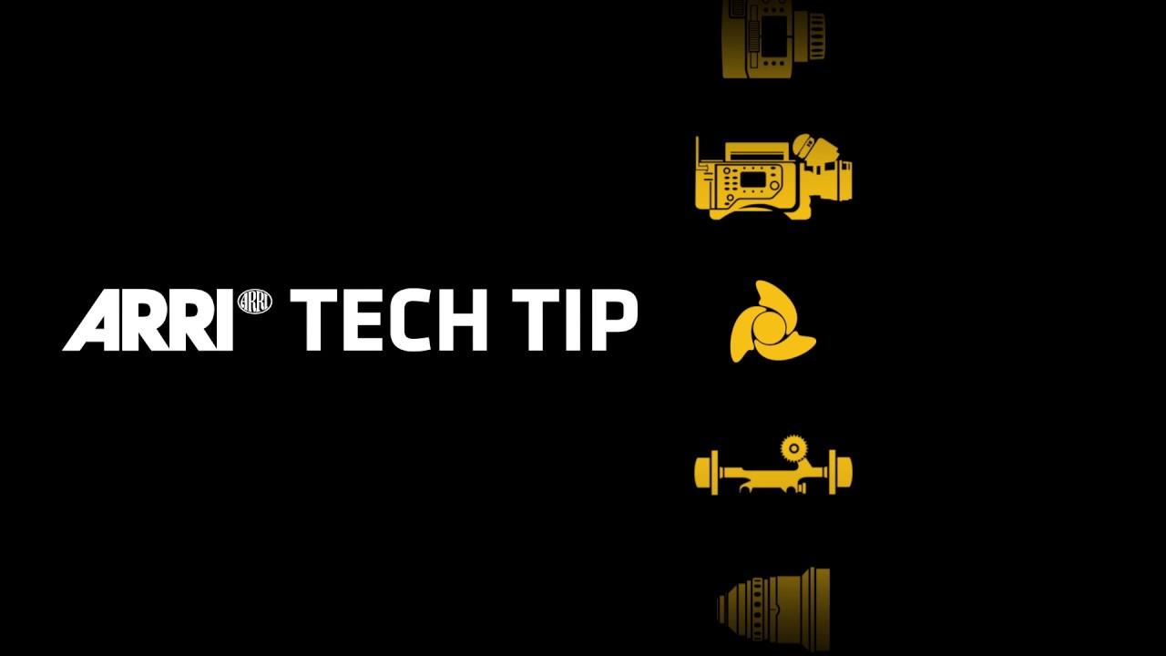 ARRI Tech Tip: How to convert a 3D-LUT to an ALF-2?