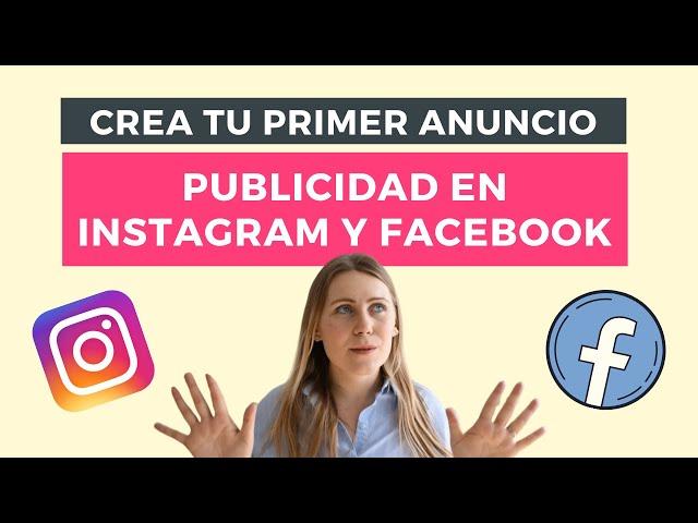Crear anuncios en Instagram y Facebook | Hacer publicidad en redes sociales para restaurantes