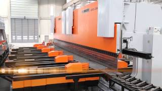 Ermaksan Speed-Bend Heavy Duty Pole Bending Machine(Ermaksan Speed-Bend 16200x2500 Heavy Duty Pole Bending and Automatic Sheet Loading System., 2015-02-23T11:06:14.000Z)