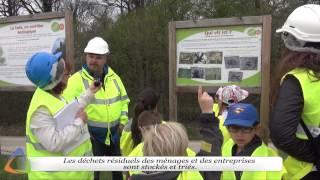 Visite de site : le centre d'enfouissement SITA Centre Ouest - Édition 2015 à Sauvigny le Bois (89)