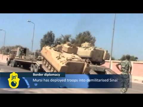 New Egypt Defense Minister Phones Ehud Barak: Abdel-Fattah Al-Sisi Calls Israeli Minister