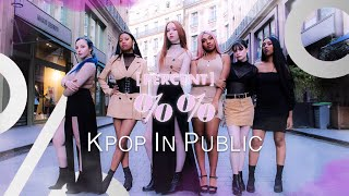 [KPOP IN PUBLIC PARIS] APink (에이핑크) - %% (Eung Eung (응응) Dance Cover by  RISIN' CREW from France