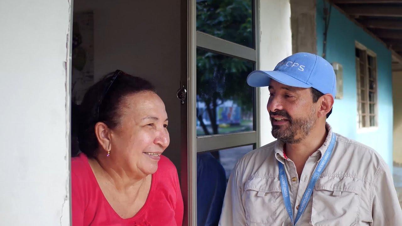 Colombia: Rebuilding A War-Torn Community