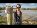 Pond Fishing with Ocean Spoon Girl