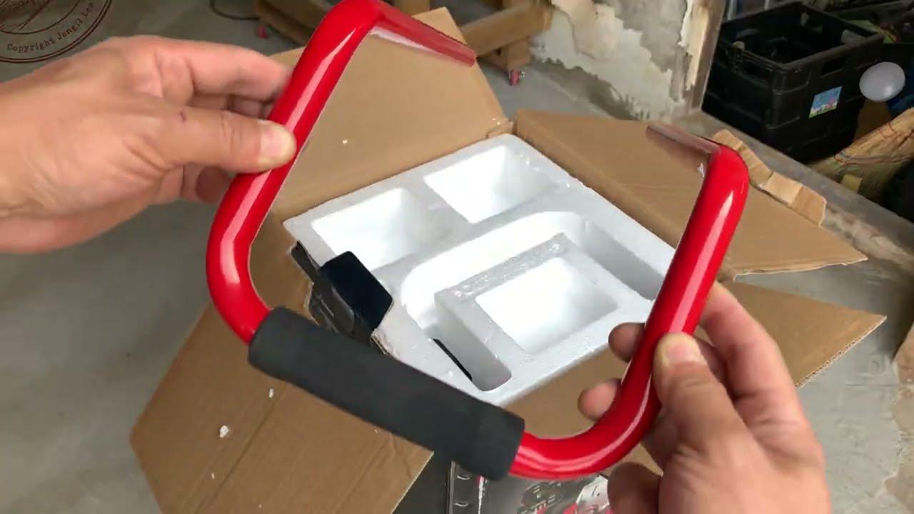 Einhell Silent Compressor TE-AC 24 / 2 in 1 Nail & Staple Gun TC-PN 50 / Unboxing