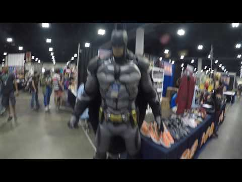 TAMPA BAY COMIC CON CONVENTION 2017 EVENT SATURDAY JULY 30TH 2017