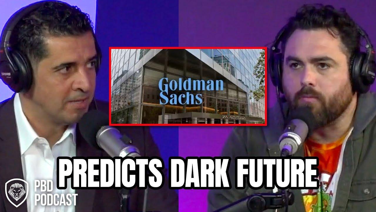 Download Reaction to Goldman Sachs Predicting a Dark Future - COMING ECONOMIC COLLAPSE?