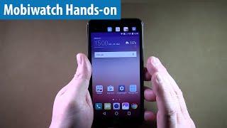 LG X Screen - klein, günstig & mit Doppel-Display   Mobiwatch-Hands-on   Kurz-Test   deutsch/german