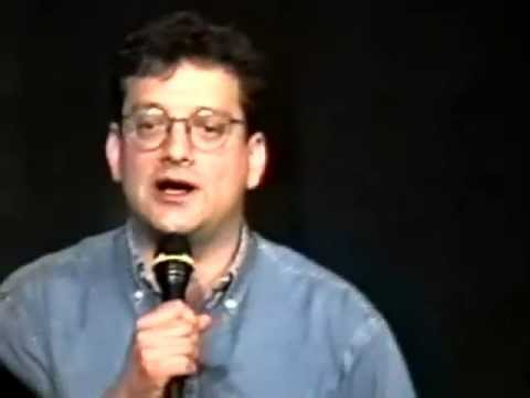 Andy Kindler does impression of Wayne Federman 1996