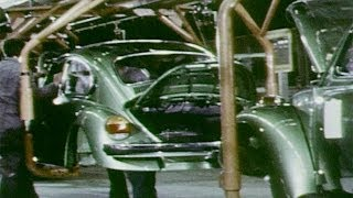 Repeat youtube video 1973 Volkswagen Beetle PRODUCTION