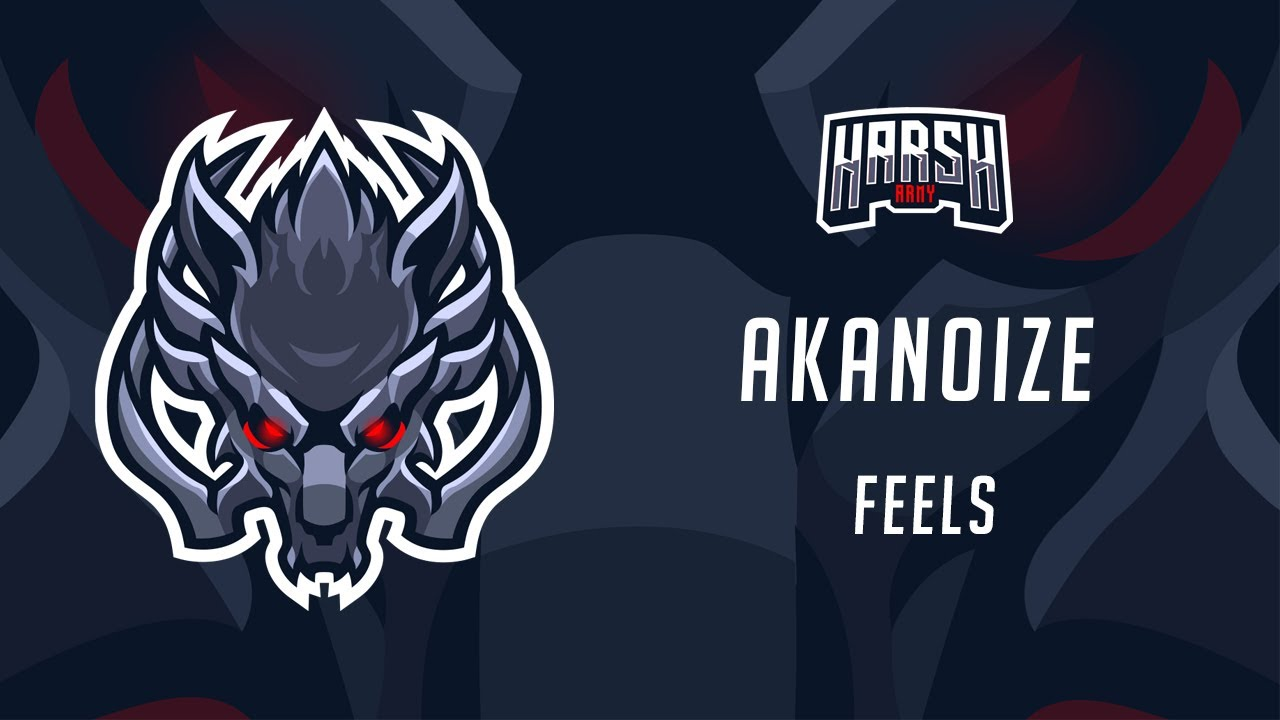 HARD DANCE ◉ AkaNoize - Feels [Harsh Army]