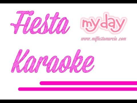 Karaoke para niños Murcia.My Day especialistas en fiestas infantiles