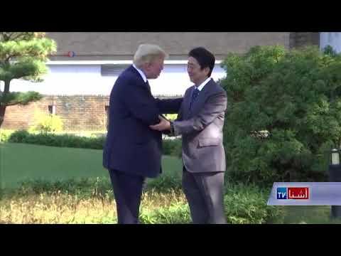 Trump: No DictatorShould Underestimate American Resolve