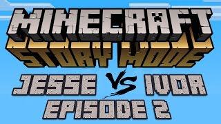 Minecraft Story Mode Episode 2 Türkçe Gameplay #2