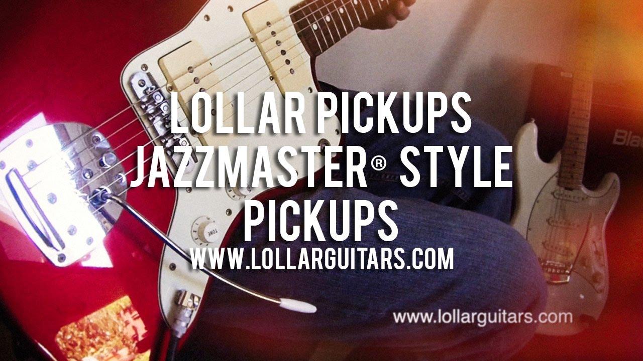 Lollar: Jazzmaster® Style Pickups