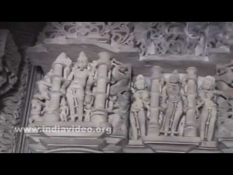 Jagadambi temple in Khajuraho, Madhya Pradesh